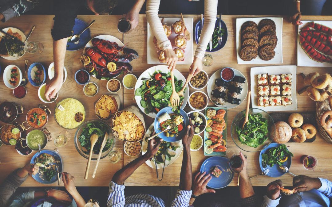 The Best Washington, D.C. Restaurants for Large Groups