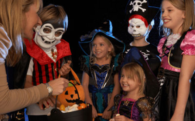 4 of the Best Washington, D.C. Neighborhoods for Trick-Or-Treating