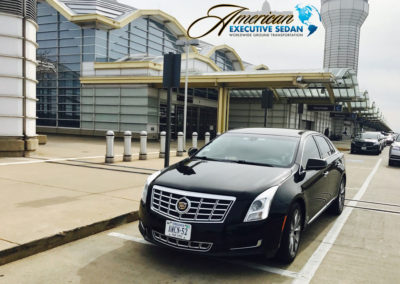 American Executive Transportation Cadillac XTS
