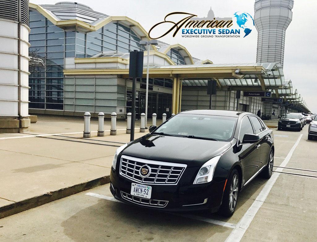 Cadillac XTS 2017 American Executive Sedan Service2