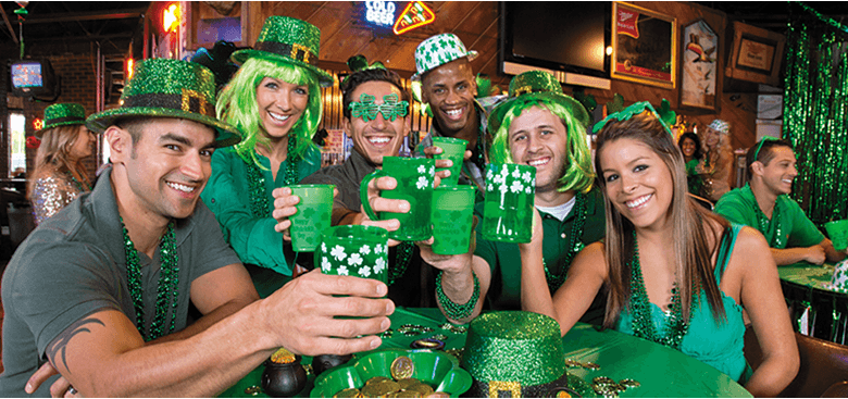 Friends Don't Let Friends Drive Drunk This St. Patrick's Day