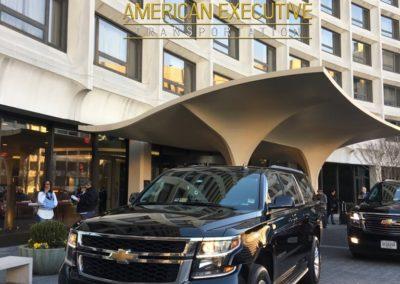 AET Chevy Suburban 2019