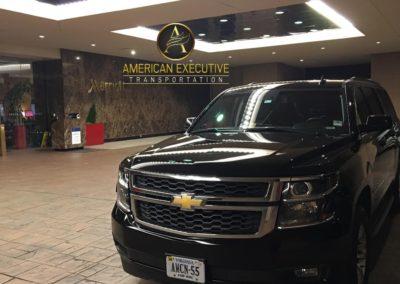 AET Chevy Suburban Hotel