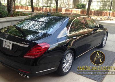 S-Class Mercedes