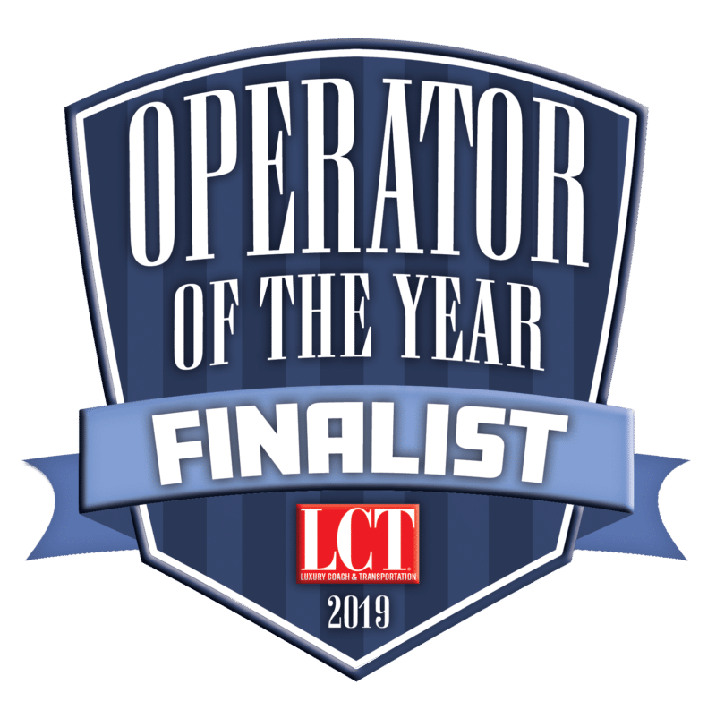 AET - Operator of the Year 2019 Finalist