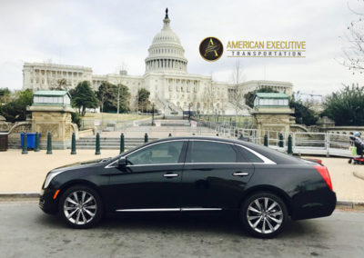 American Executive Transportation - Cadillac XTS