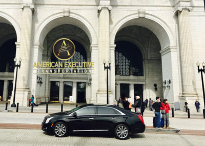 American Executive Transportation @ Union Station Washington DC