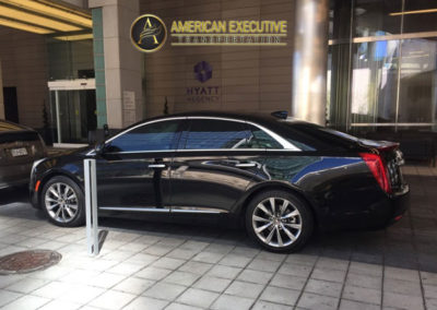 American Executive Transportation - Hyatt Regency Washington DC