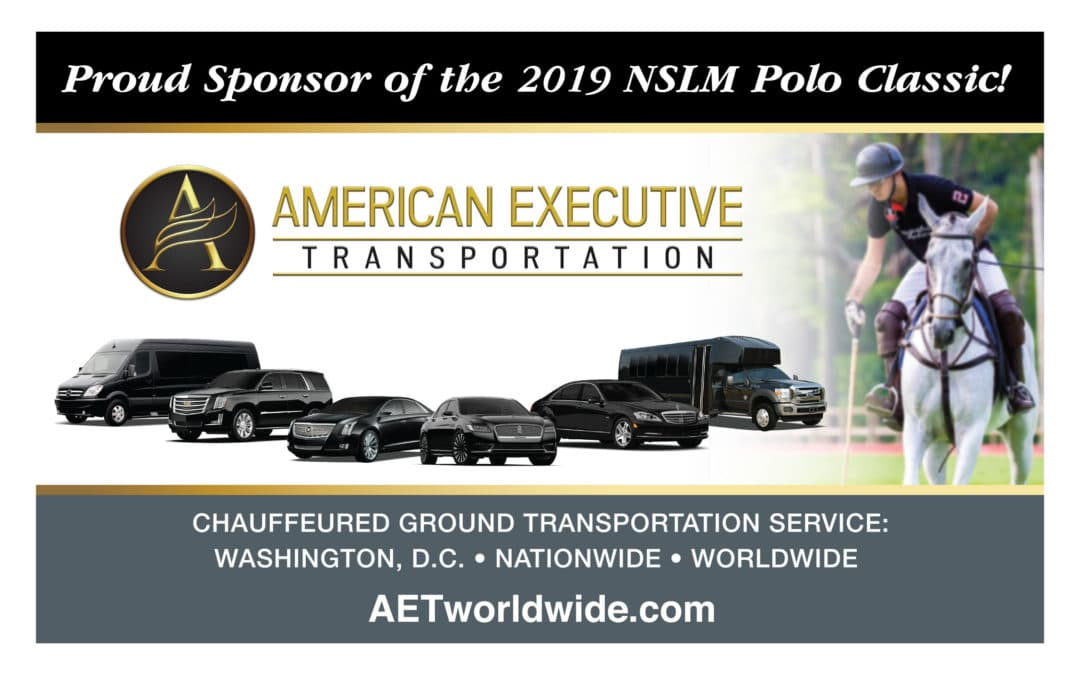 American Executive Transportation Sponsors the 2019 NSLM Polo Classic