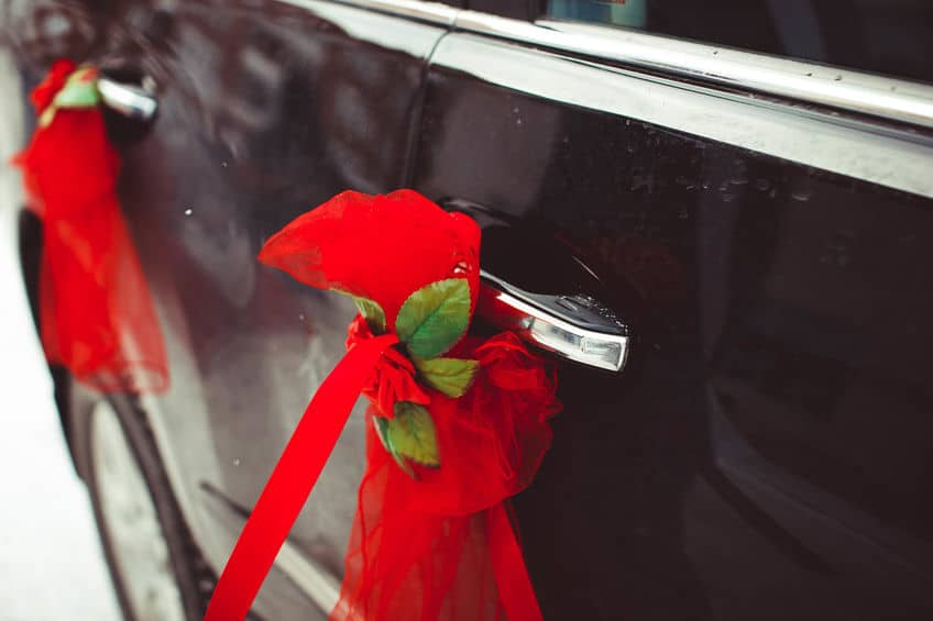 Your Valentine Will Love You Showing Up in a Luxury Limo